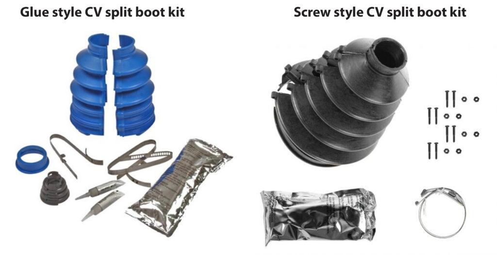 CV split boot kits