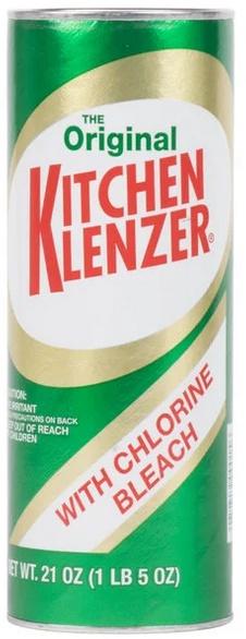 kitchen cleanser
