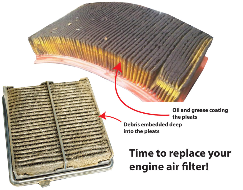 when to replace air filter