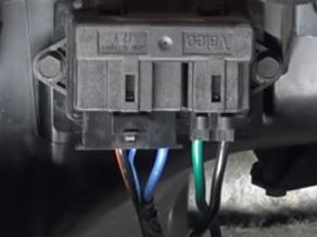 Blower motor controller