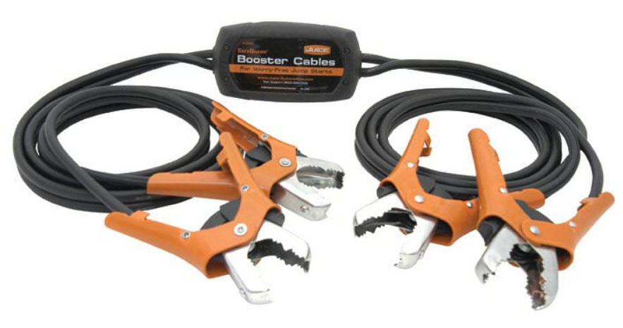 polarity protection jumper cables