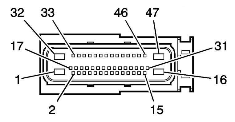 fuel pump control module wiring diagram