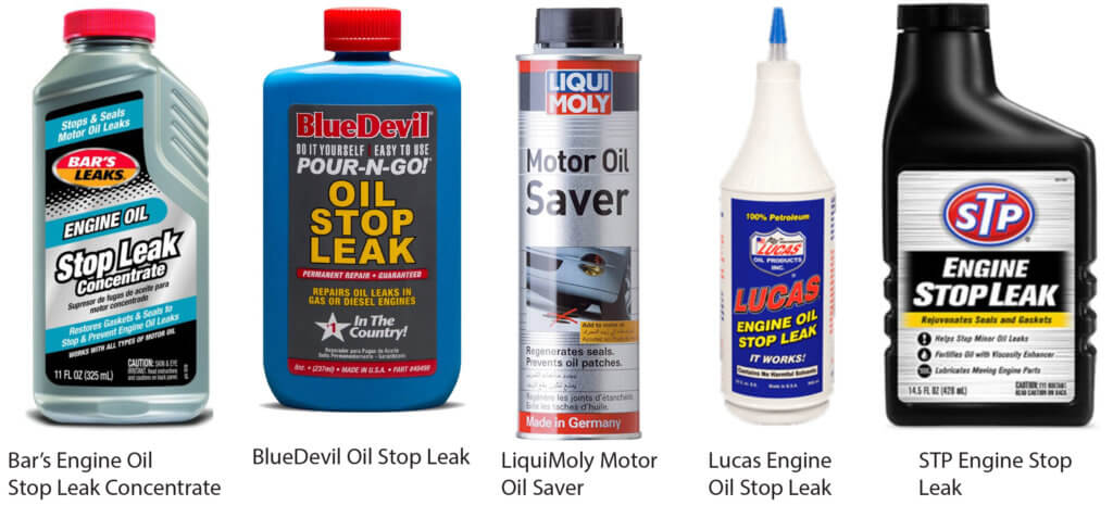 engine oil stop leak products