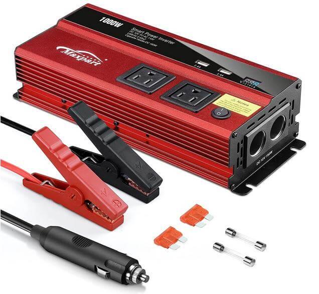 Maxpart 1000W power inverter